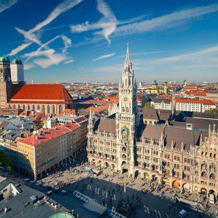 München als Wiege berühmter Frauen und Männer