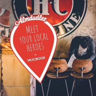 Meet Your Local Heroes – mit MUCBOOK und Almdudler auf Entdeckungstour durchs Glockenbach