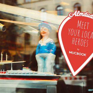 Meet Your Local Heroes – mit MUCBOOK und Almdudler auf Entdeckungstour durch Haidhausen