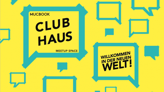 mucbook-clubhaus
