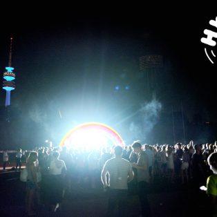 Ein Sommernachtstraum: Róisín Murphy, Pollyester und die Hytop-DJs im Olympiapark