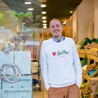 Unterstütze diese Crowdfunding Kampagne und hol SirPlus nach München