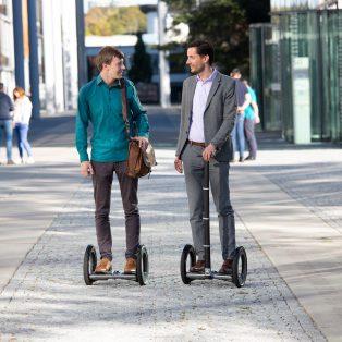 Münchner Startup UrmO: Freude am Fahren
