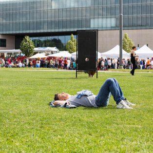 Darum solltest du dieses Wochenende auf das Kunstareal-Fest schauen