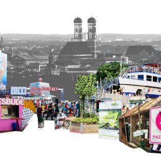 Münchner Subkultur: Alle Zwischennutzungen auf einen Blick