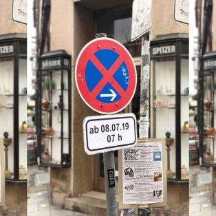 Umparken im Kopf, beziehungsweise in der Parkstraße: Das sind die Parklets