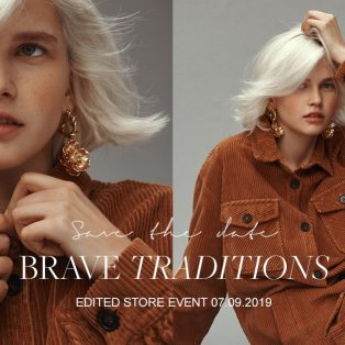 """Brave Traditions"" – Lass Dich am 07.09. von den cozy Styles der EDITED Winter-Kollektion inspirieren"