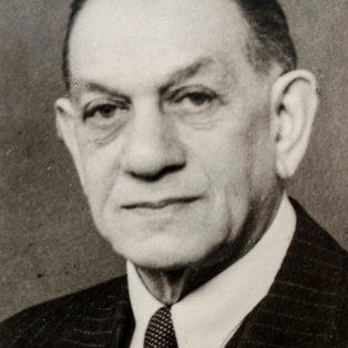Kurt Landauer, der Fußballer und Präsident des FC Bayern bis 1933 (1/3)