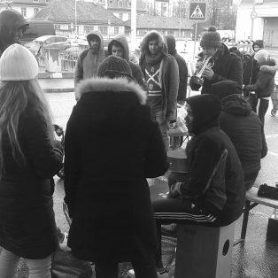 Die Tafel.Musik – ein Mitmachangebot in Sendling