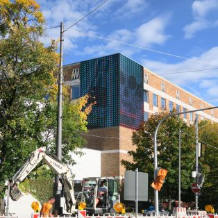 Kunstlabor 2.0: Was gibt's Neues im alten Gesundheitshaus? Die News von A bis Z