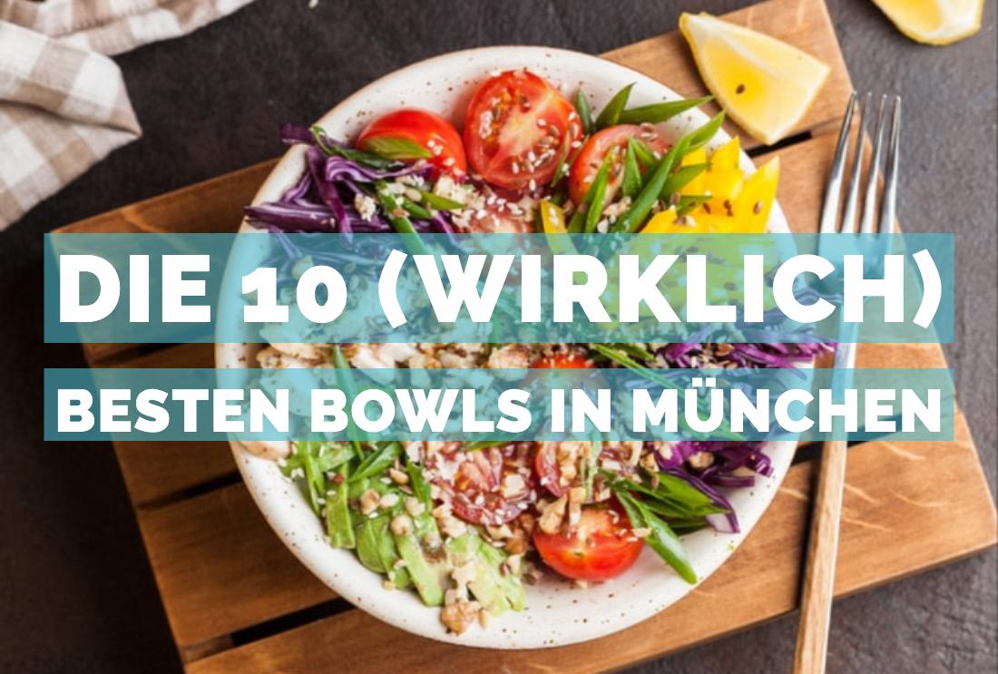 10 beste Bowl Läden München