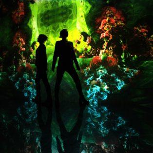 Digital.Lab – Münchens größte digitale Kunst-Ausstellung im TheHub Schwabing