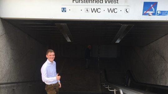 Luis Fürstenried West