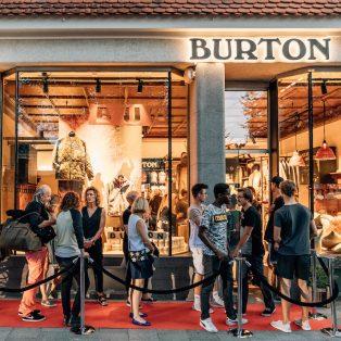 One Year Burton HUB: Der Konzeptstore feiert am 06.09. sein Einjähriges!