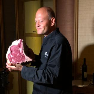 """""""Esst selten Fleisch, aber macht keine Kompromisse bei der Qualität"""""""