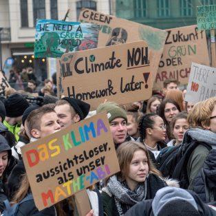 Wir streiken am 20.9. fürs Klima!