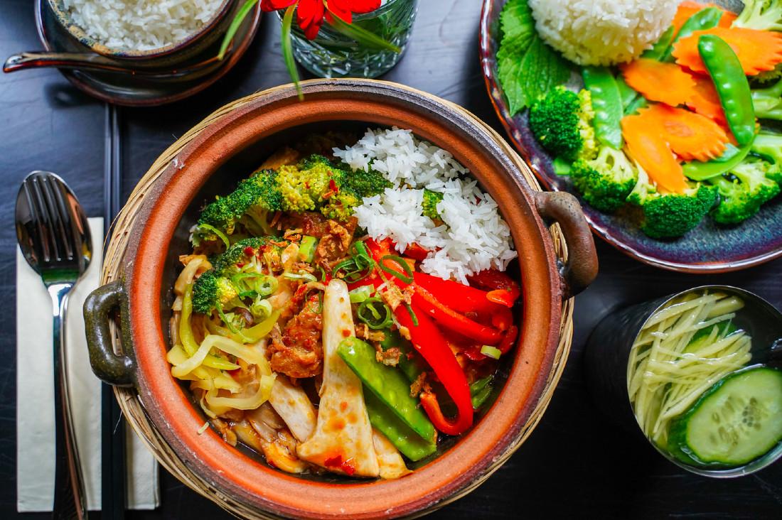 SOY München veganer Vietnamese