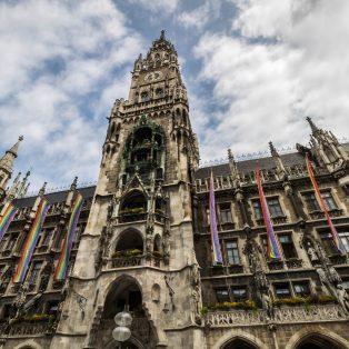 Orte der Demokratie: Das Neue Rathaus in München