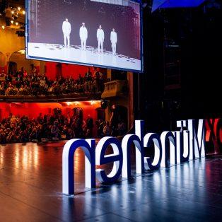 Hör' doch mal zu: TEDx München in den Kammerspielen am 10. November