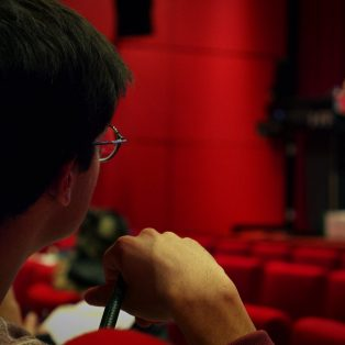 HFF-Lectures beim Filmschoolfest Munich