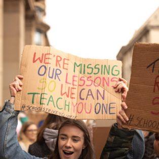 Alles was du zum globalen Klimastreik am  Freitag, 29.11 wissen musst