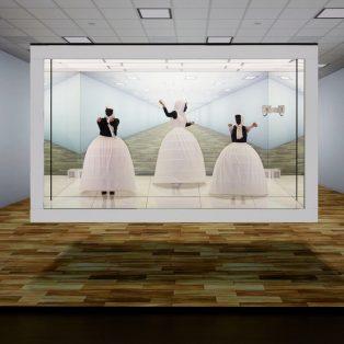 Eine Stadt, zwei Bühnen: Drei Schwestern