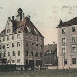 Orte der Demokratie: Das alte Rathaus in Pasing
