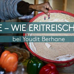 E wie Eritreisch – am Eritrea-Stand auf dem Schwabinger Weihnachtsmarkt