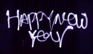 neujahr ohne feuerwerk