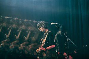 Im März 2020 spielt die Band DIIV um Zachary Cole Smith im Strom Club in München