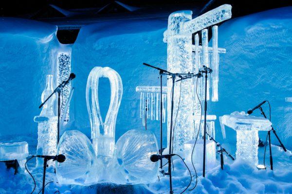 Eismusik München Konzert