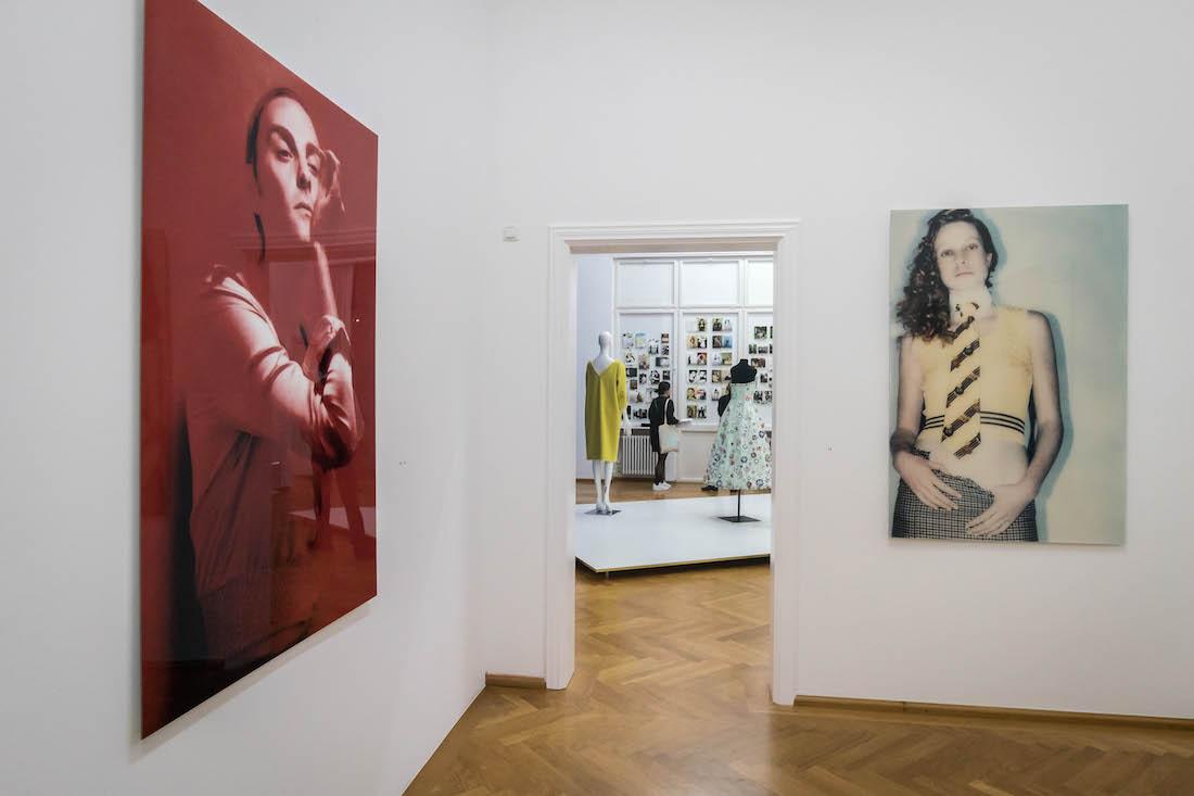 Ausstellung Villa Stuck 40 Jahre Vogue