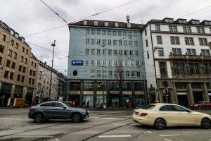Mucbook Clubhaus Bayerstraße