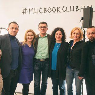 """Podiumsdiskussion im Clubhaus: Vom """"Quoten-Türken"""" über Wahlrecht für alle"""