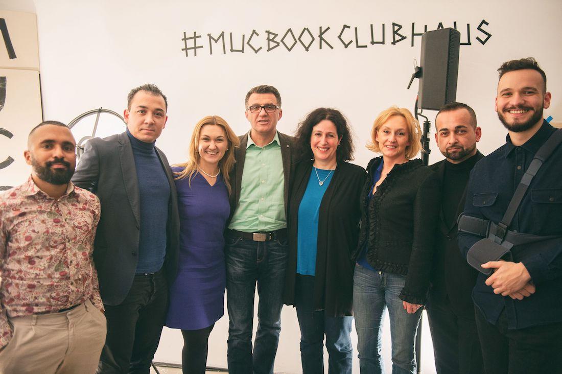 Podiumsdiskussion München wählt bunt