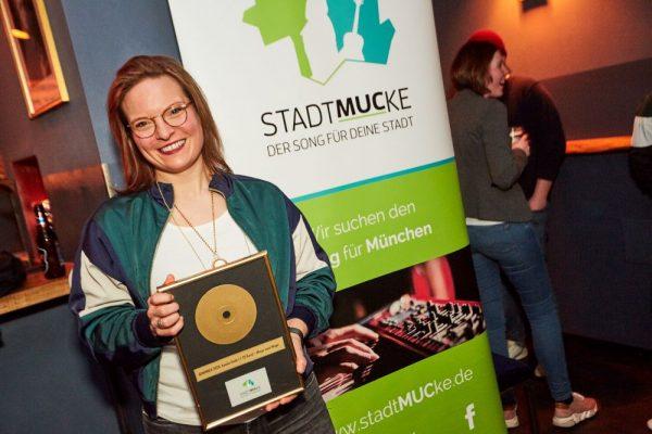 stadtmucke Gewinnerin Amelie Haidt