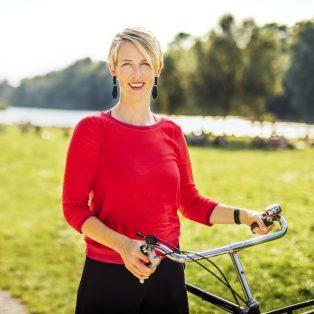 Kommunalwahl 2020: Die Grüne OB-Kandidatin Katrin Habenschaden im Interview