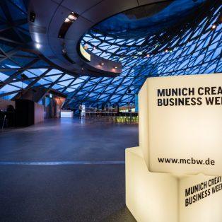 Munich Creative Business Week: Die lange Woche des Designs
