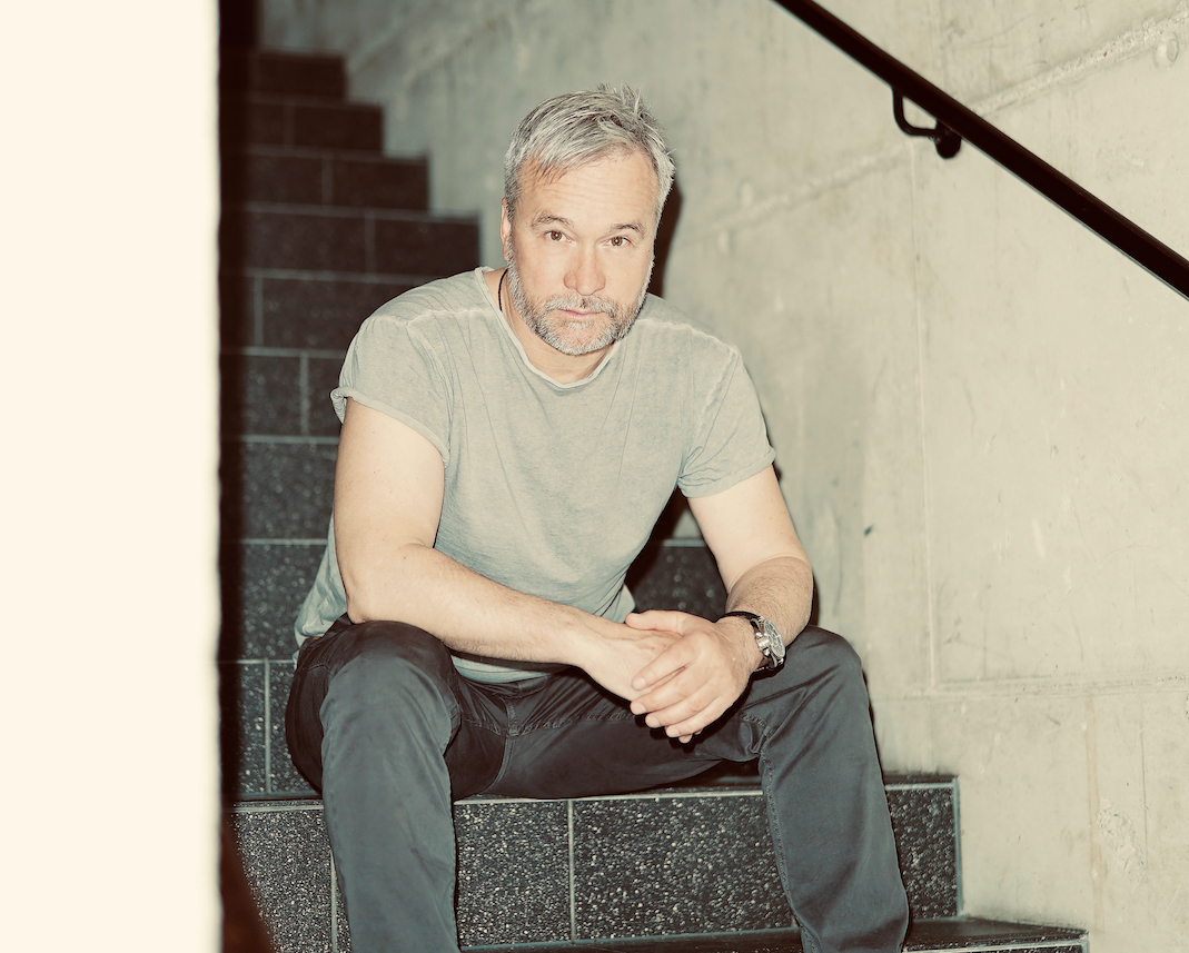 Schauspieler Thomas Darchinger