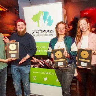 Drei neue Songs für München – Das sind die stadtMUCke-Gewinner 2020