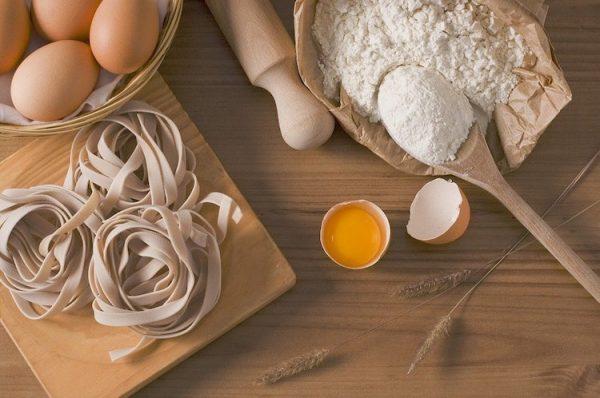 Backwaren Haltbares Pasta Regional Delivery Produkte