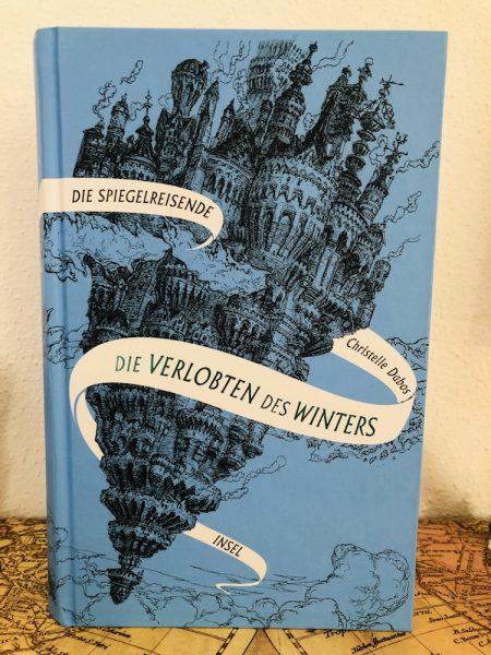 Reihe um die Spiegelreisende Buchempfehlung Fantasy