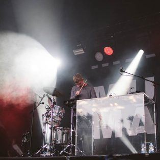 Mura Masa in München – Deal wiv it!