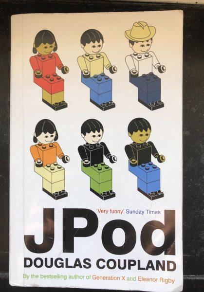 JPod Satire Douglas Coupland Buchempfehlung