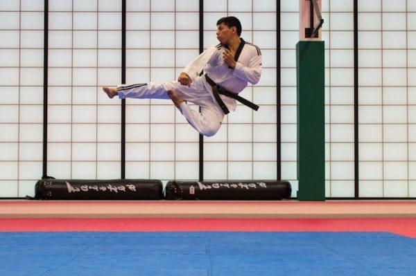 Kampsport: Judo, Karate, Taekwondo