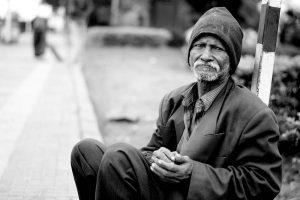 Obdachlosenhilfe Corona