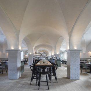 Wie die Made im Speck(gürtel): Schlemmen im Restaurant Fürstenfelder in Fürstenfeldbruck