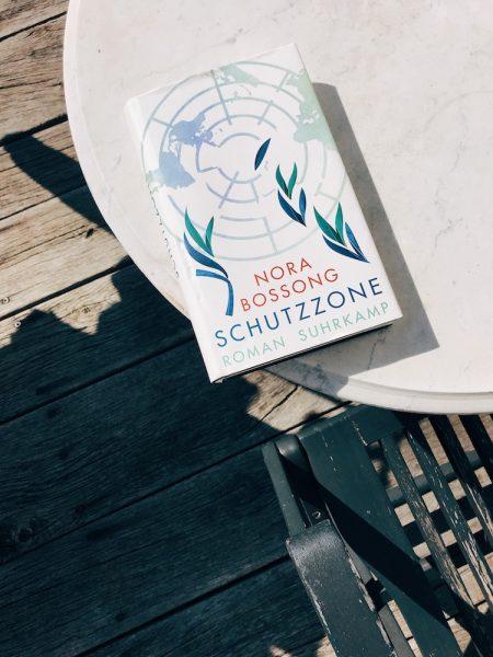 Schutzzone Nora Bossong Buchempfehlung