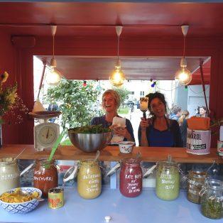 Münchens Mini-Food-Truck: Orientalisches Essen mit Herz & Schnauze