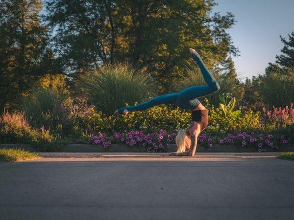 Turnen, Gymnastik, Voltigieren
